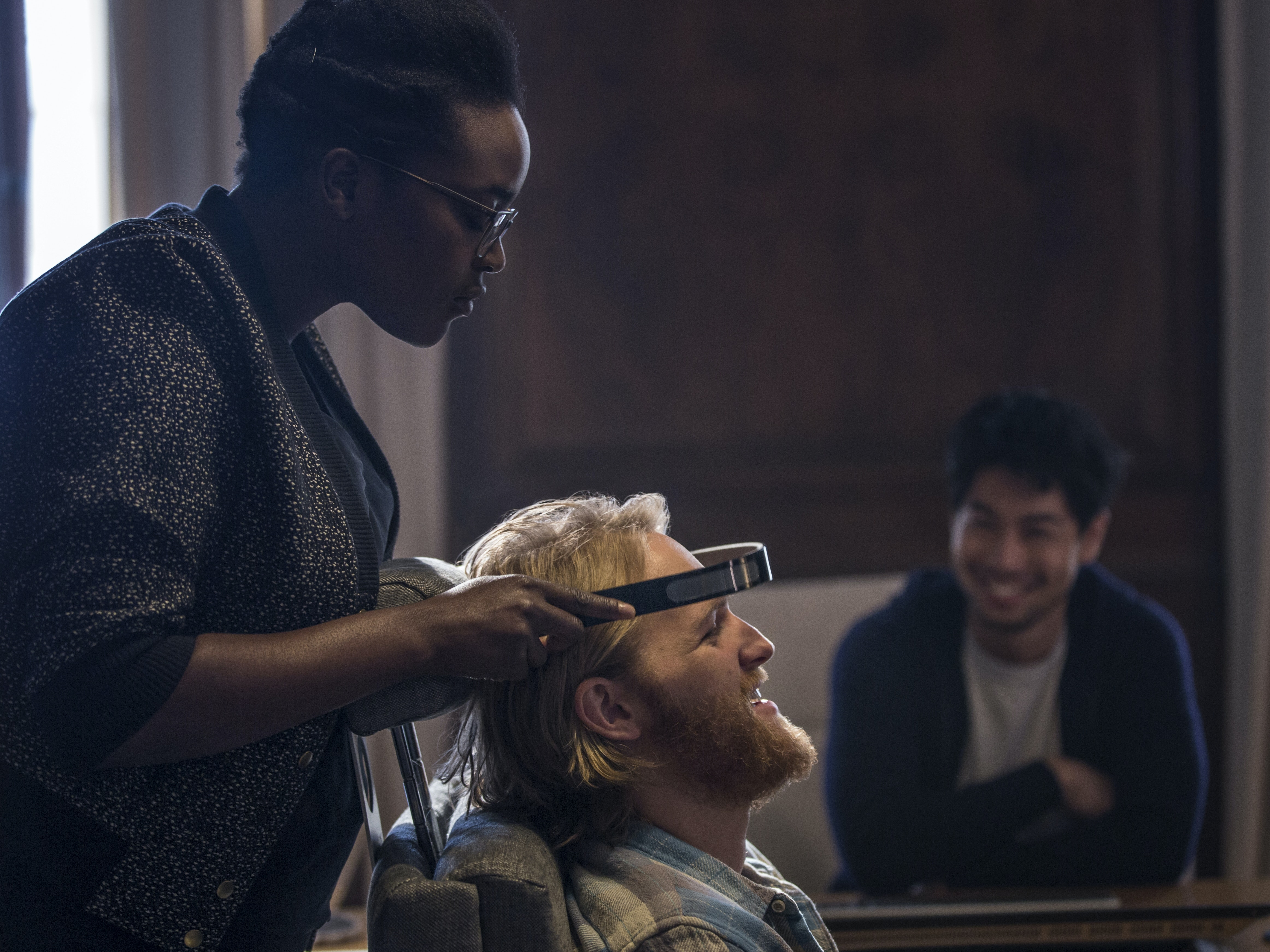 Charlie Brooker Fears Big Brother, But He's Cool With Netflix