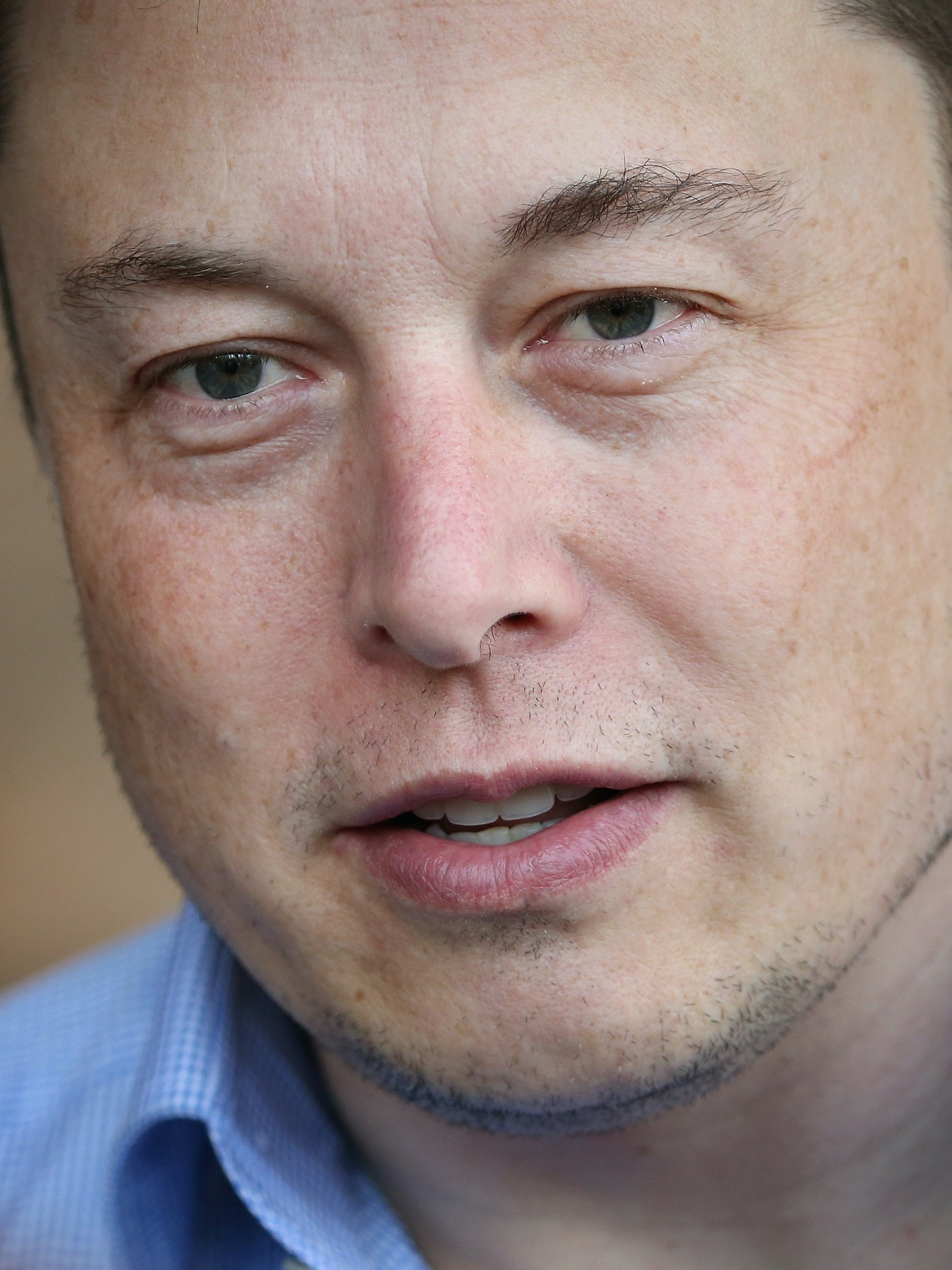 Elon Musk, CEO and CTO of SpaceX, CEO and product architect of Tesla Motors, and chairman of SolarCity, attends the Allen & Company Sun Valley Conference on July 7, 2015 in Sun Valley, Idaho.