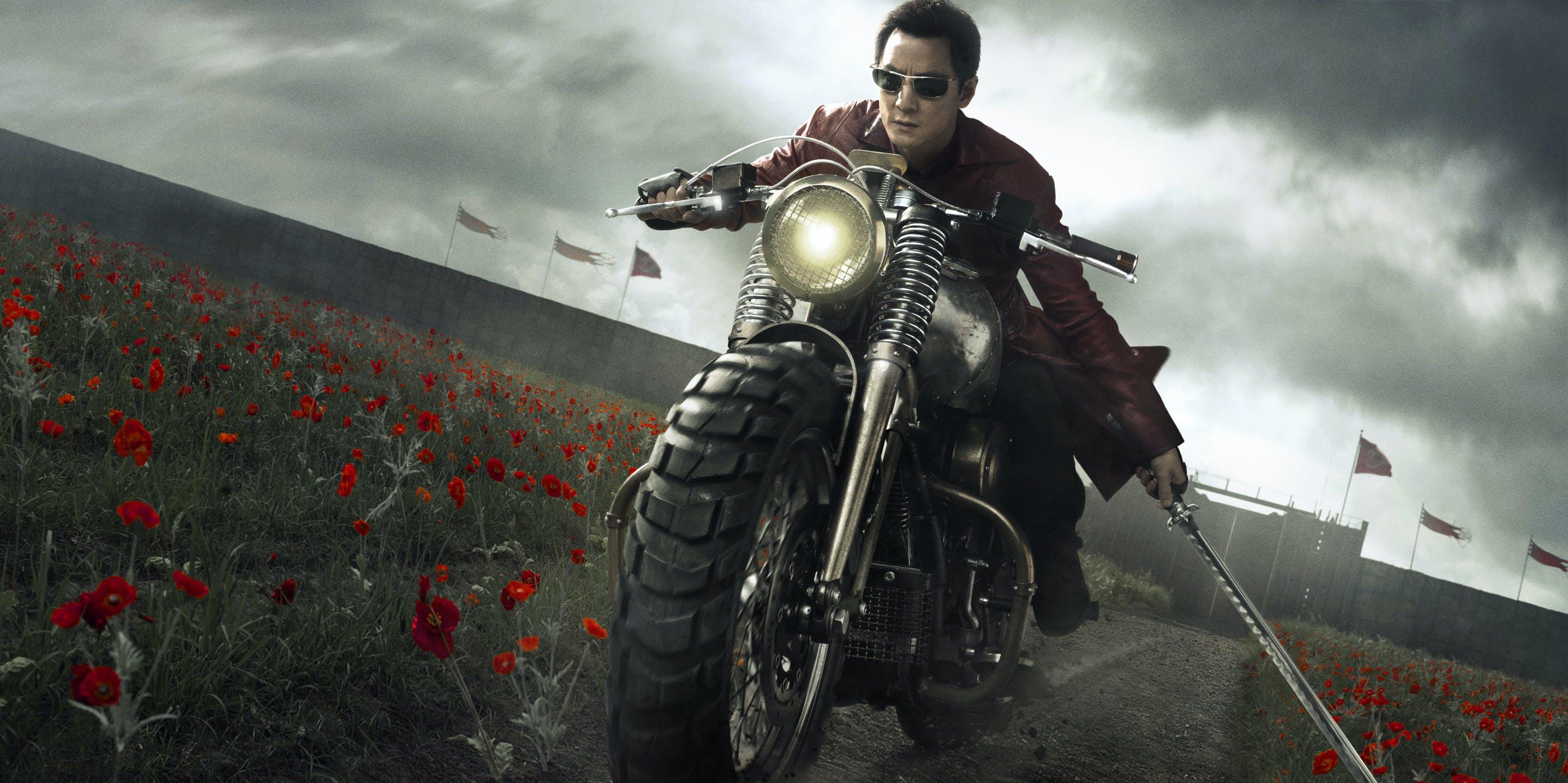 AMC Is Giving 'Into the Badlands' Season 2