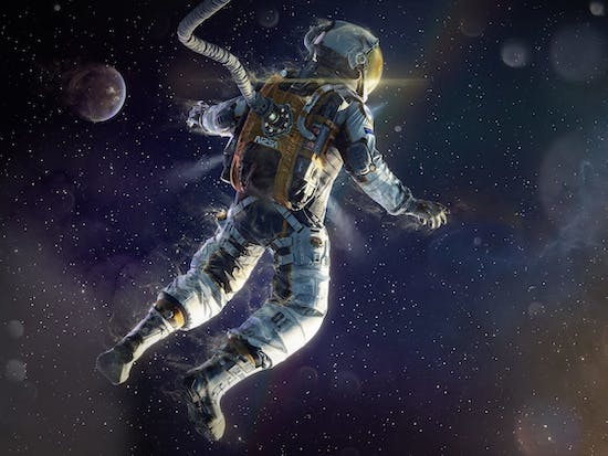 Exercise in Space is a Complicated Necessity