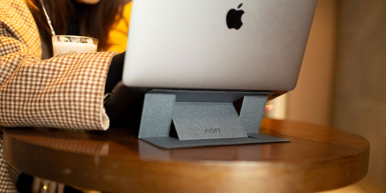 "MOFT: The ""Invisible"" Laptop Stand"
