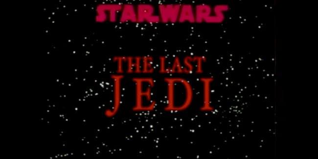 Star Wars Trailer Remade