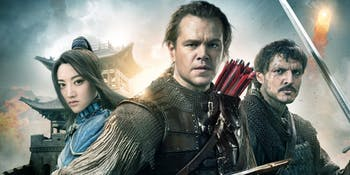 'The Great Wall' Matt Damon Zhang Yimou Jing Tian  Pedro Pascal