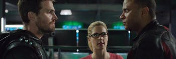 A new Team Arrow conflict changes things forever.