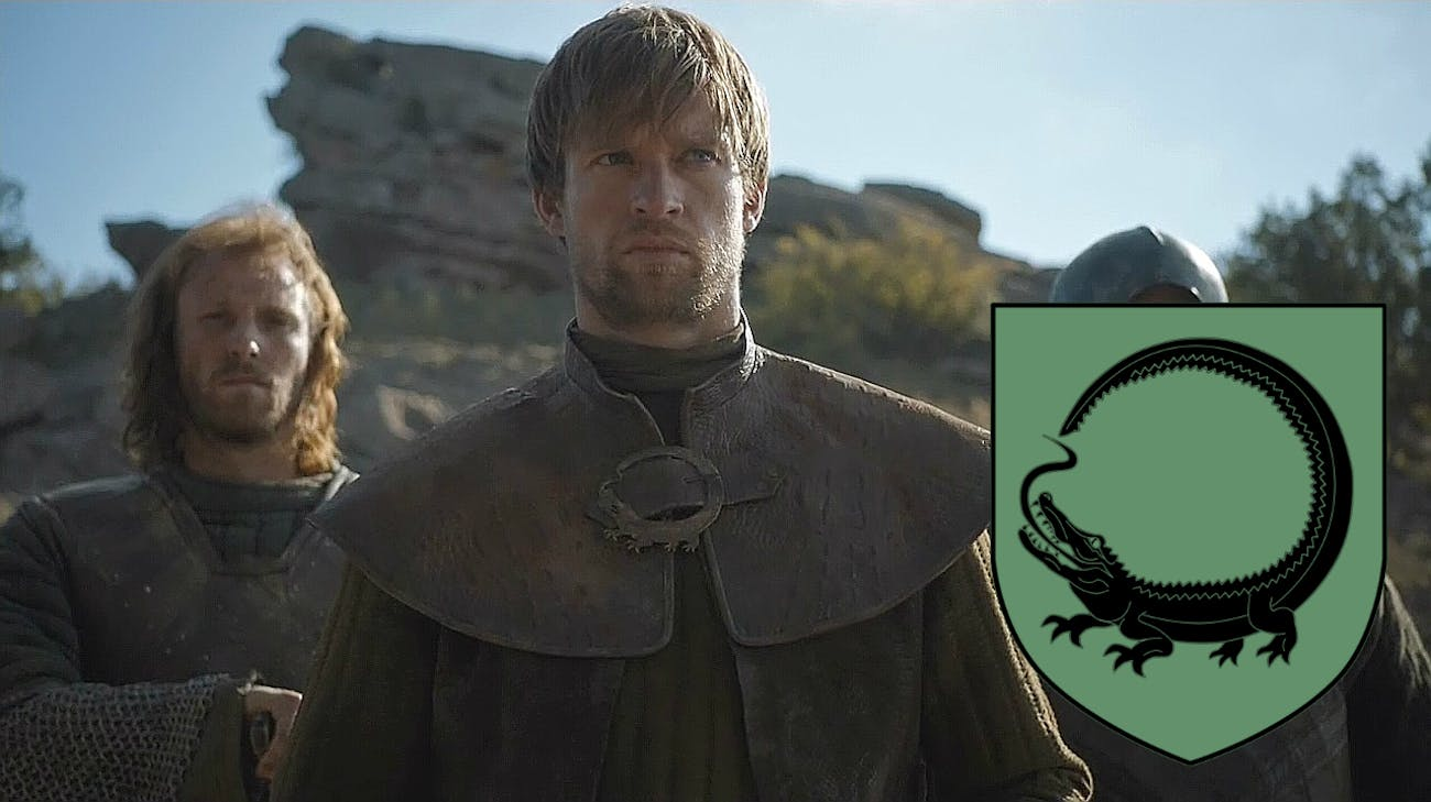 Game of Thrones Howland Reed