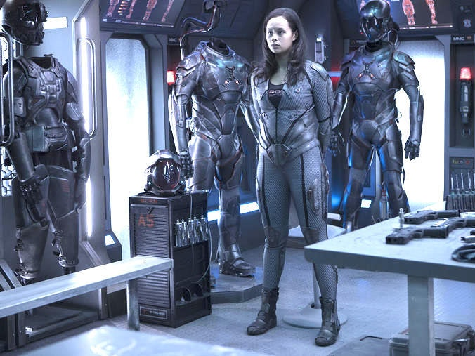 'Expanse' Season 2 Will Hinge on One Martian Soldier