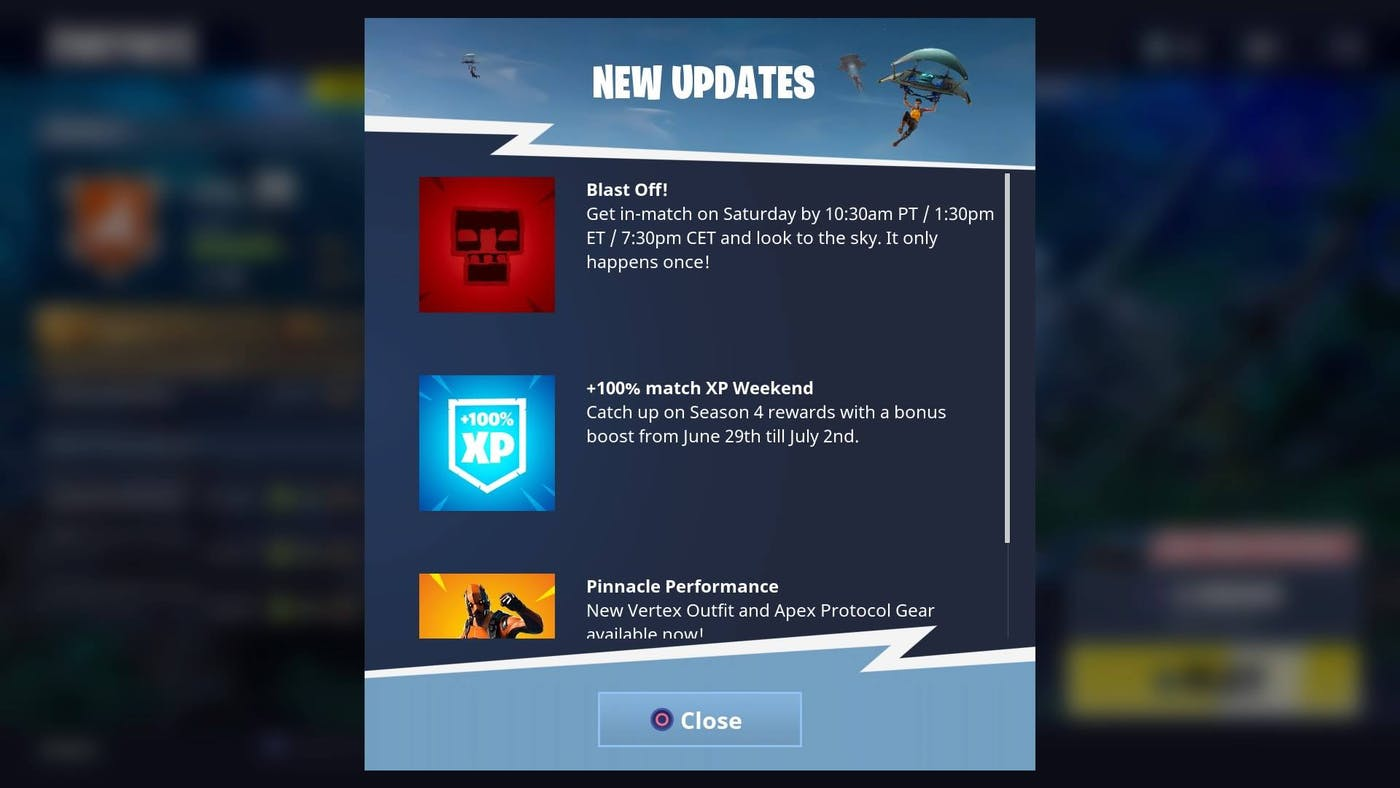 Fortnite' Rocket Launch Time: Countdown for Blast Off Begins | Inverse