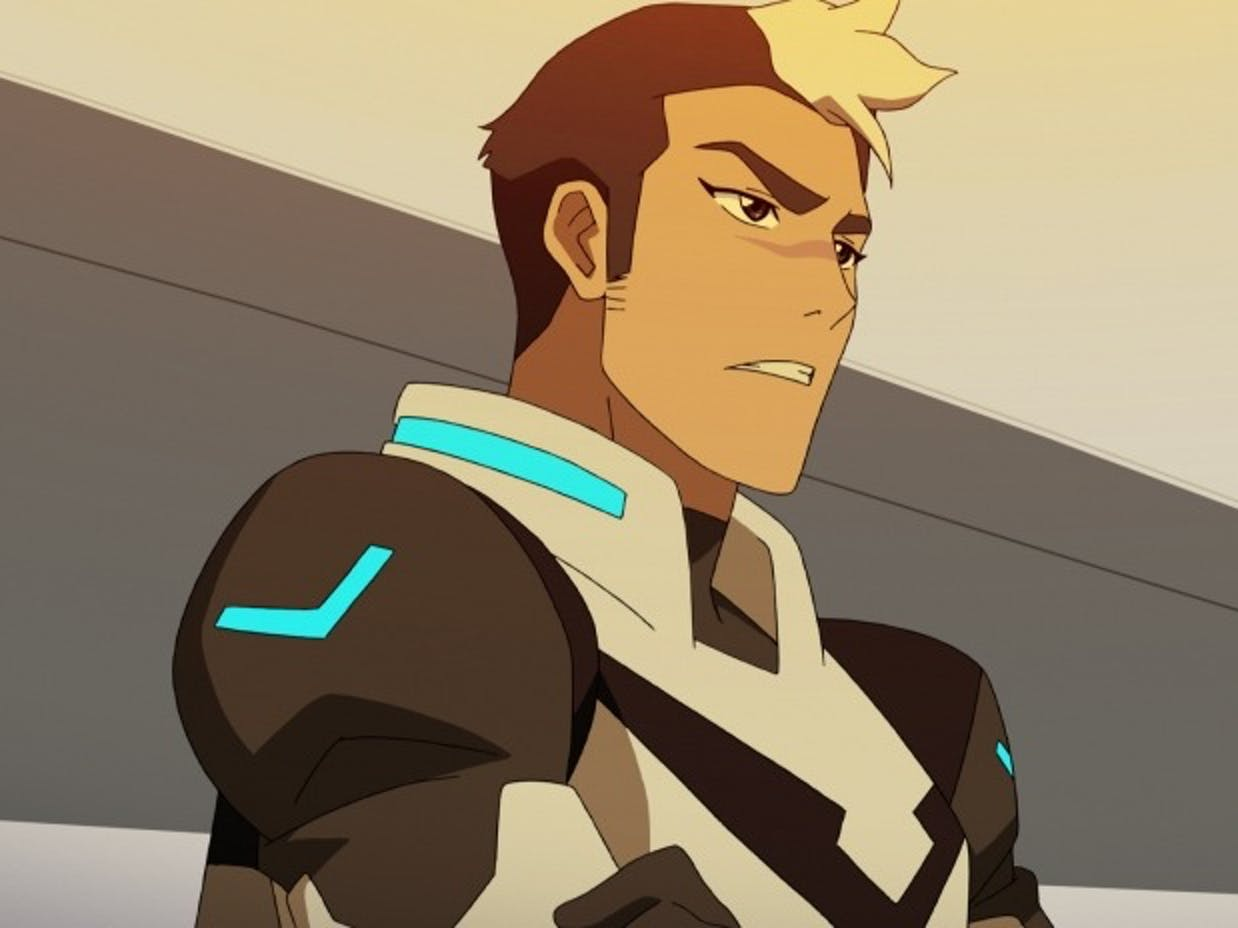 Voltron Shiro Stop Preemptively Outing Gay Characters To Generate