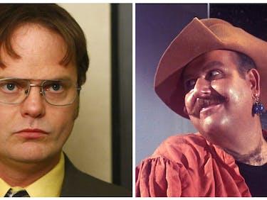 Rainn Wilson Will Play 'Star Trek' Pimp Harry Mudd on 'Discovery'