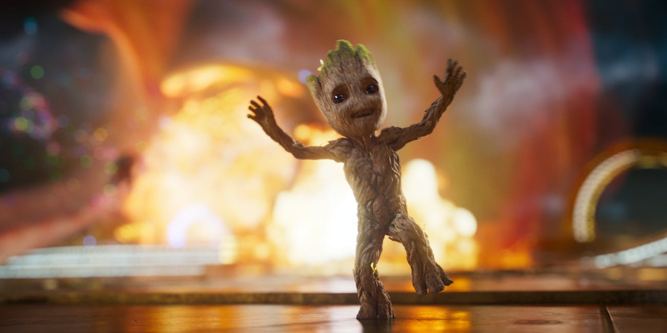 Guardians of the Galaxy Groot Disney Plus