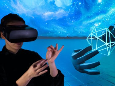 Leap Motion Lets You Use Your Hands in Mobile VR