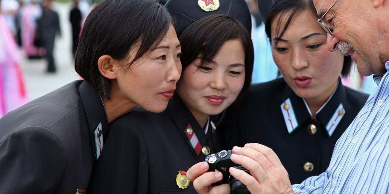 Pornhub Just Released New Data On What North Koreans Watch To Get Off  Inverse-7433