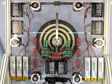 YouTuber's Robotic Dartboard Ensures a Bull's-Eye Every Time