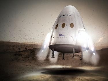 Elon Musk: SpaceX Mars Spaceship Can Go Well Beyond Mars