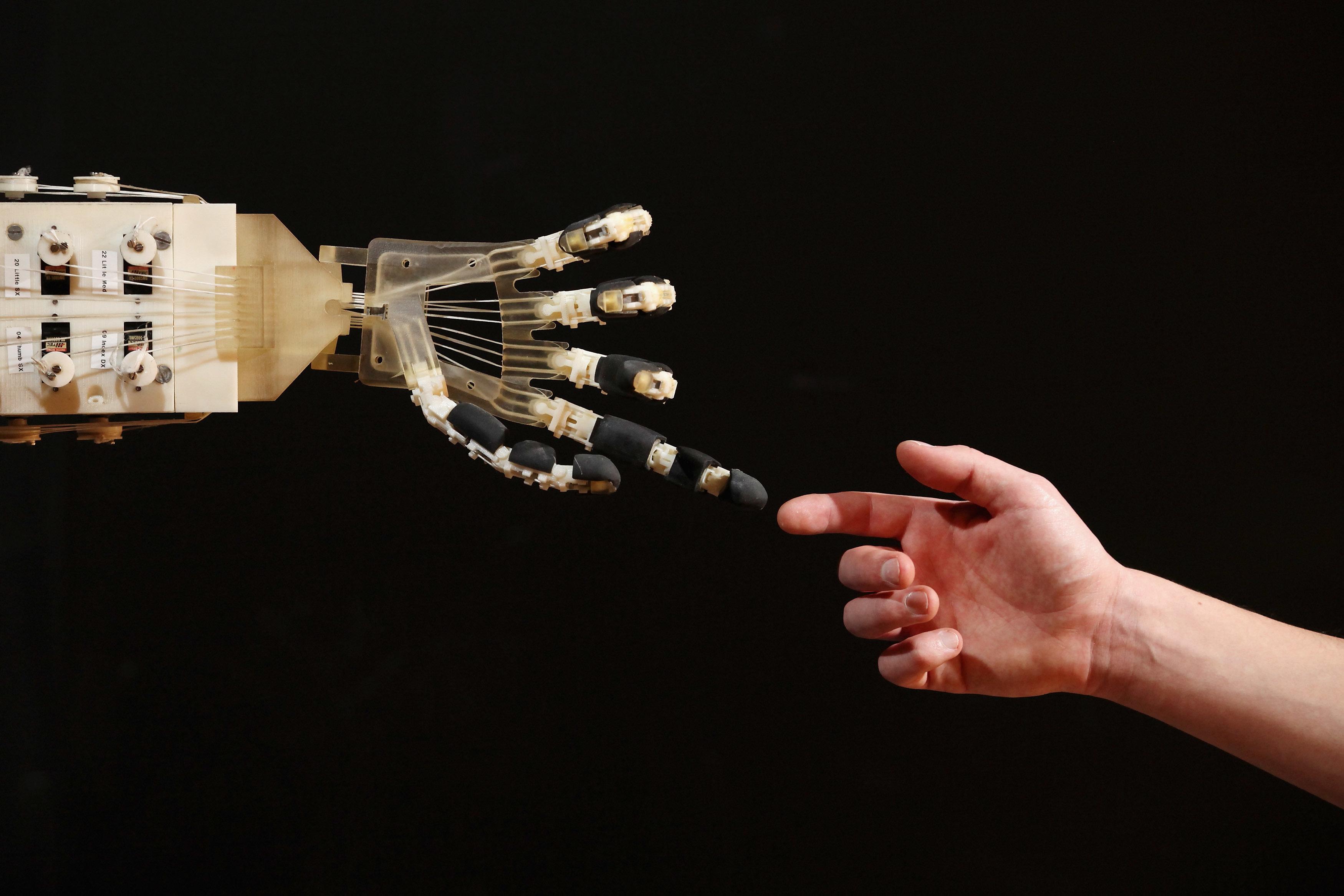 Risultati immagini per robot and man friendship