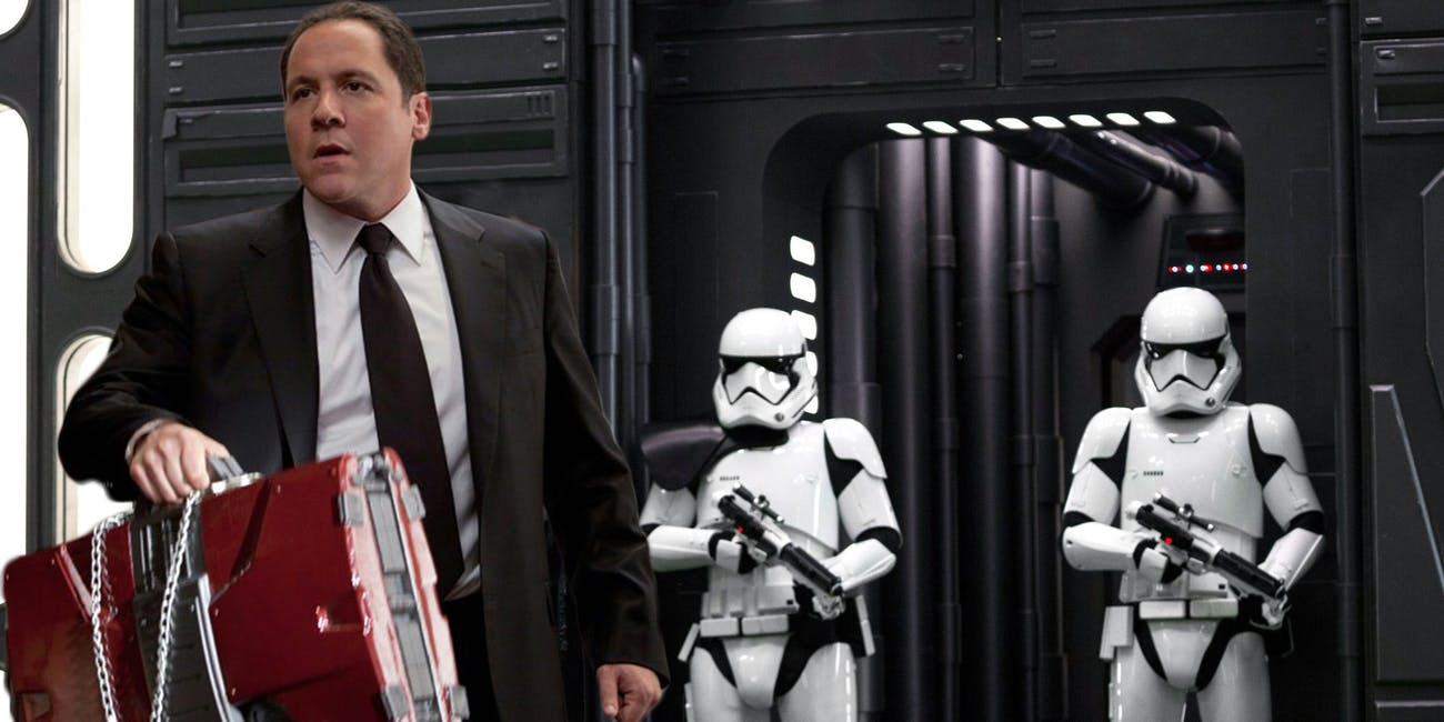 Jon Favreau brings his Iron Man skills to Star Wars