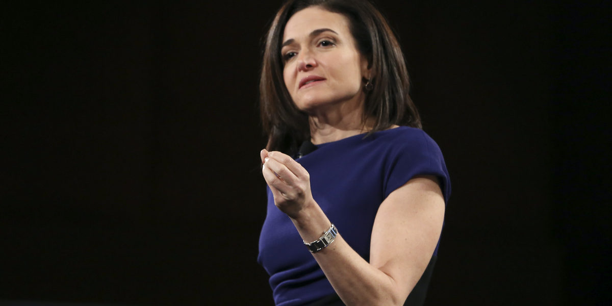 Facebook Gets People Out of Their Social Bubble, Says Sheryl Sandberg | Inverse