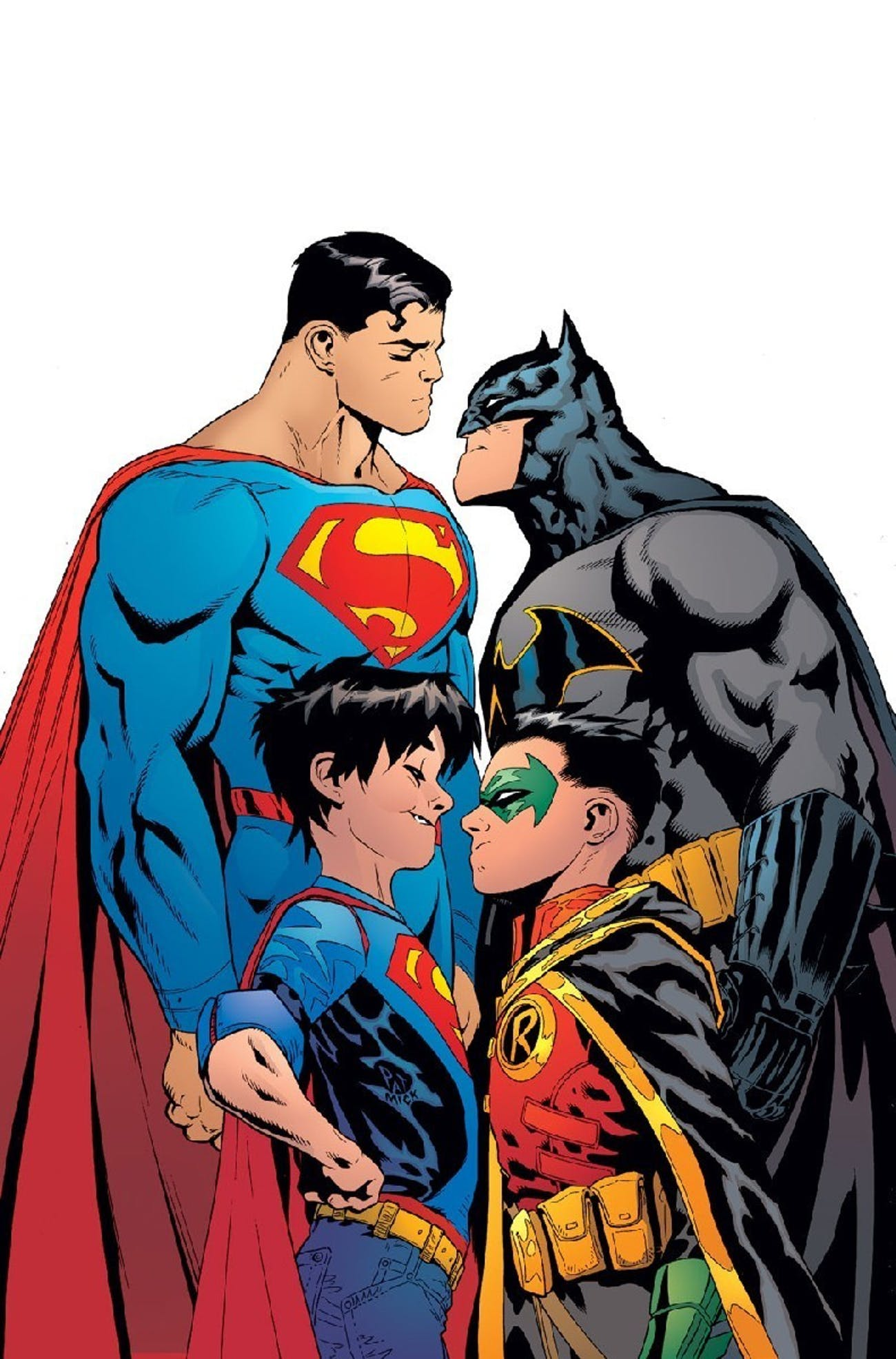 Super Sons from DC Comics