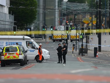 ISIS Claims Responsibility for Manchester Concert Attack