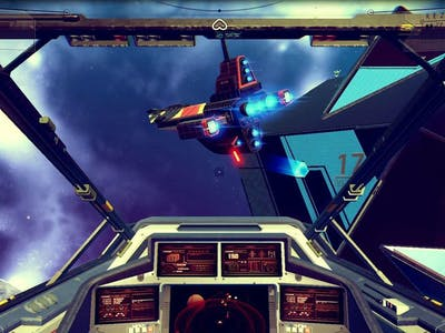 Rubbernecking Through 'No Man's Sky' Will Get You Dead and That's Chill