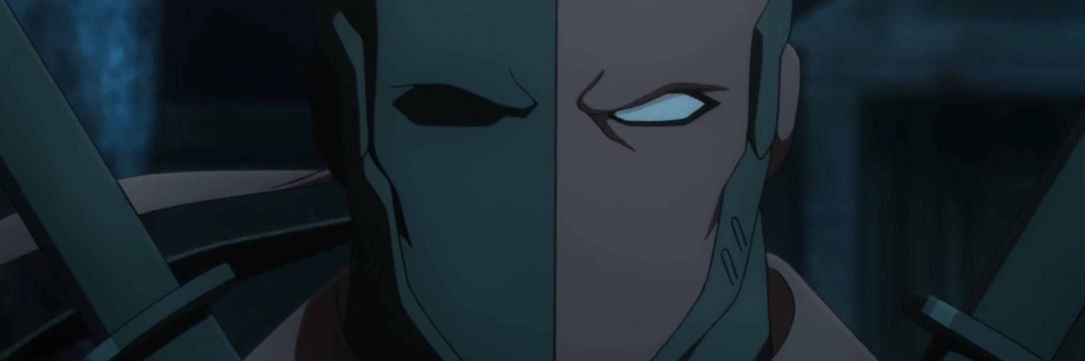 Teen Titans Judas Contract Trailer Reveals Deathstroke