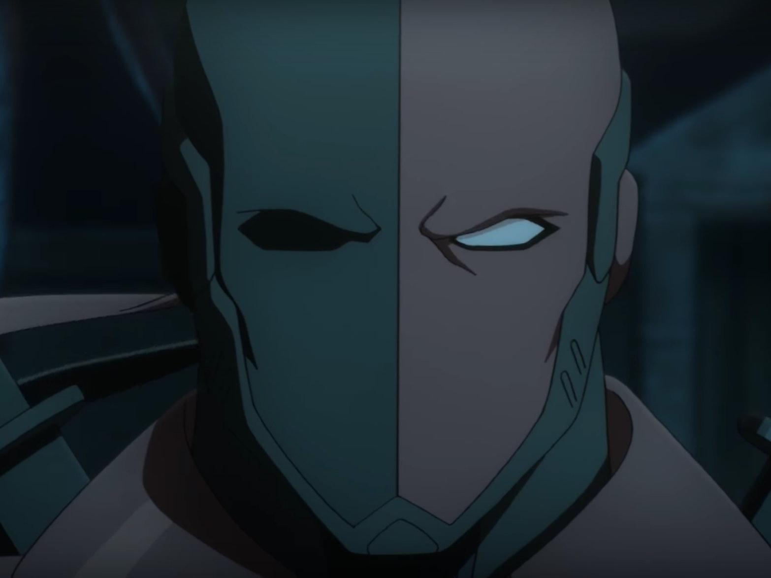 Deathstroke Teen Titans