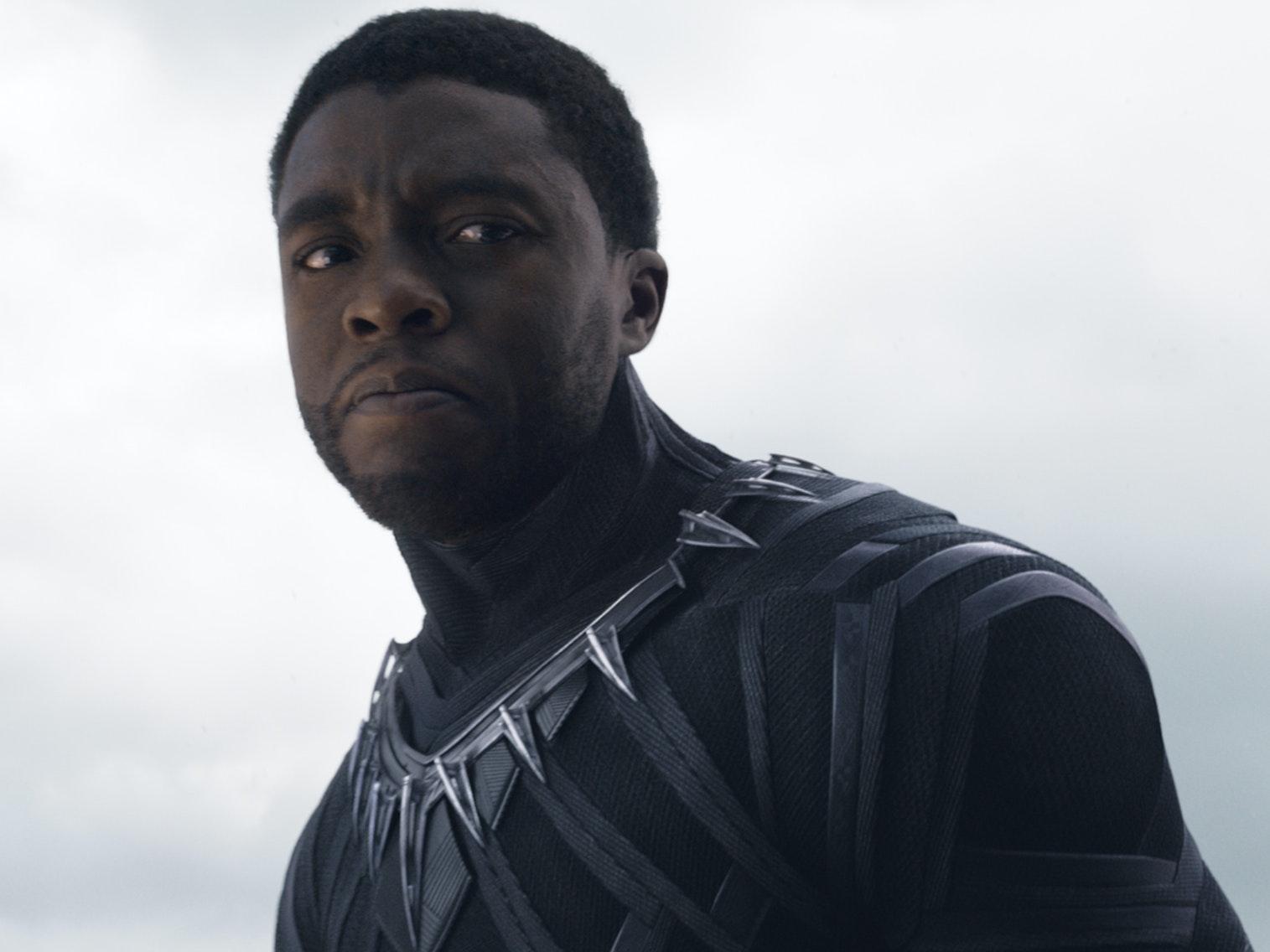 Ta-Nehisi Coates Says Black Panther Is Not Your Denzel Washington