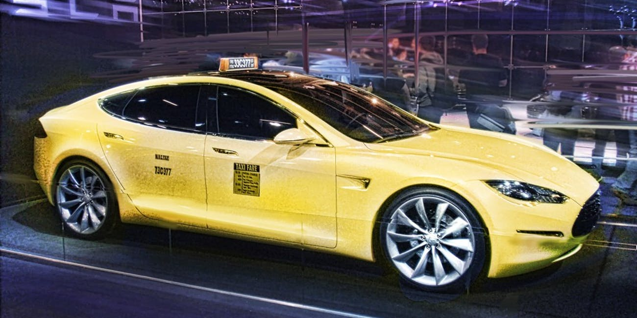 Tesla 4 Big Reasons It Could Lead Self Driving Taxi Revolution