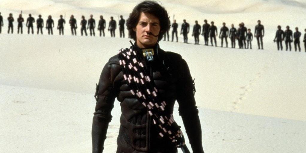 Legendary Pictures is re adapting Frank Herberts Dune