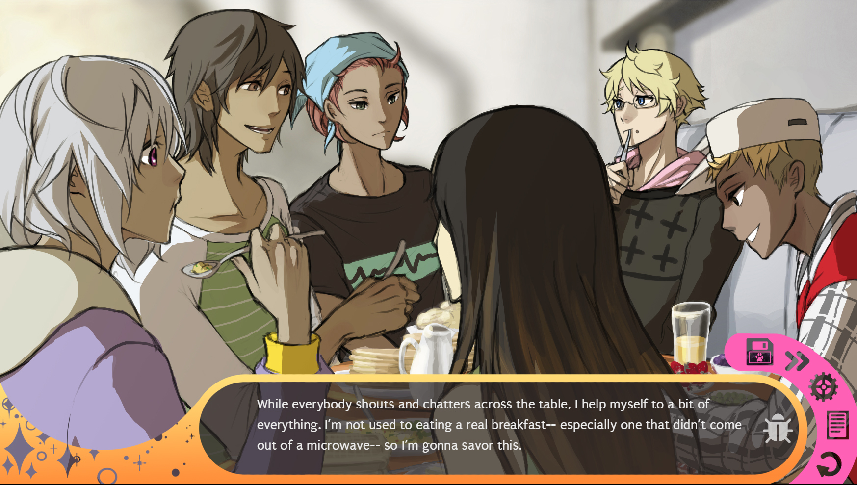 Western dating Sims