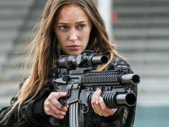 Fear the Walking Dead Alicia Debnam Carey