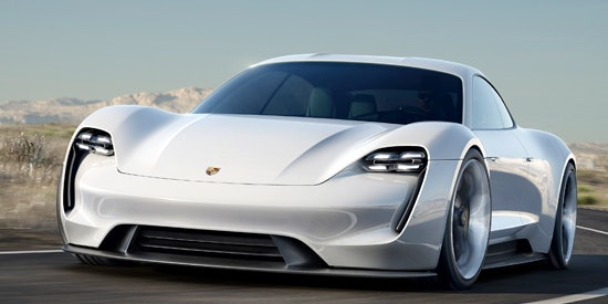 Here's How BMW and Porsche Plan to Beat Tesla