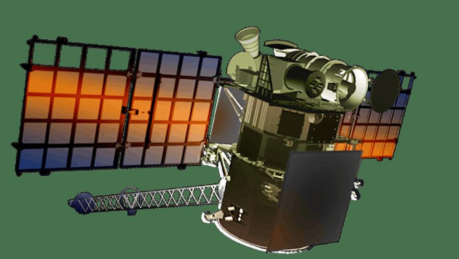 Artist's rendering of DSCOVR