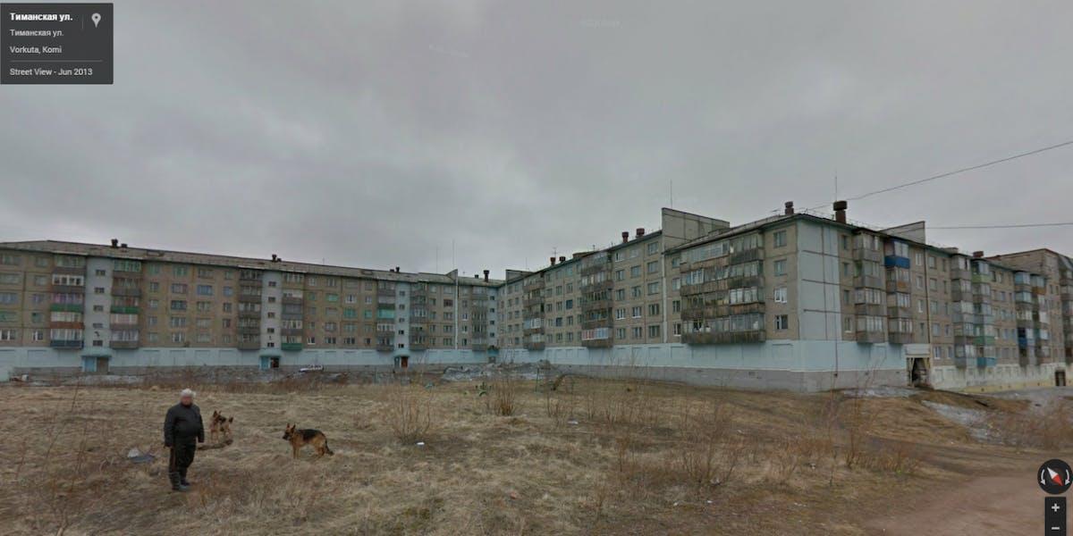 Vorkuta, Russia