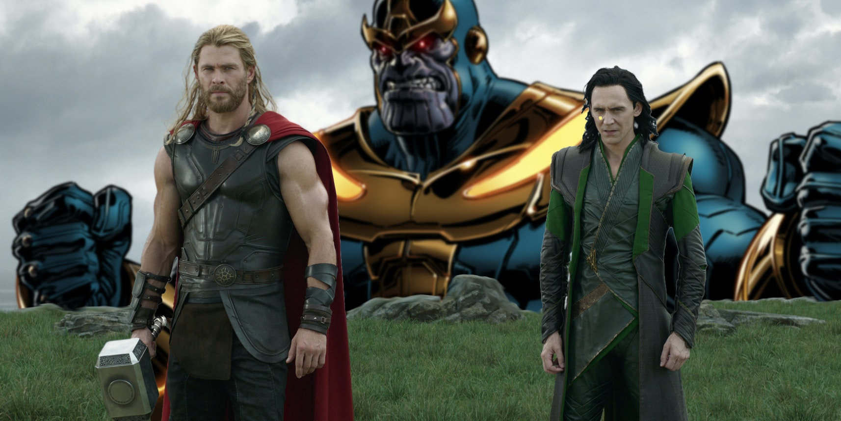 How Thor Ragnarok Post Credits Set Up Avengers Infinity War
