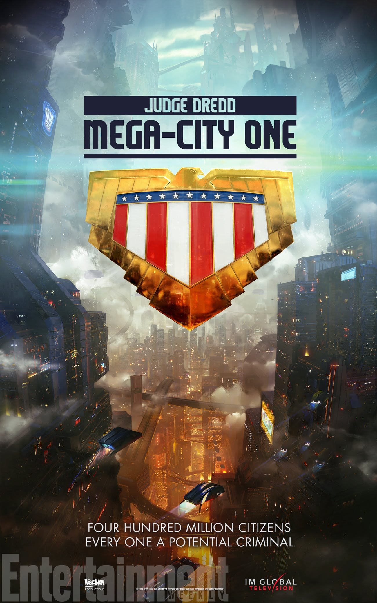 Judge Dredd Mega City One