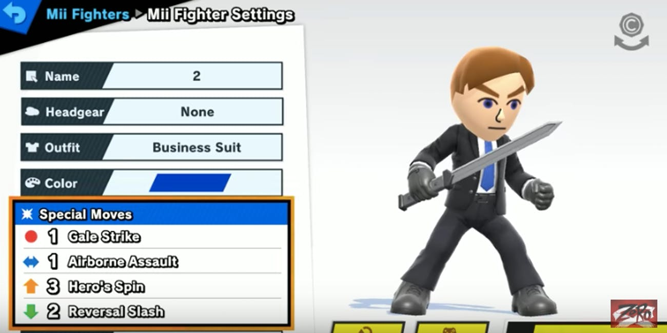 smash ultimate tier list mii fighter