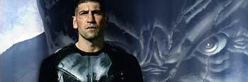 Marvel Punisher Jigsaw
