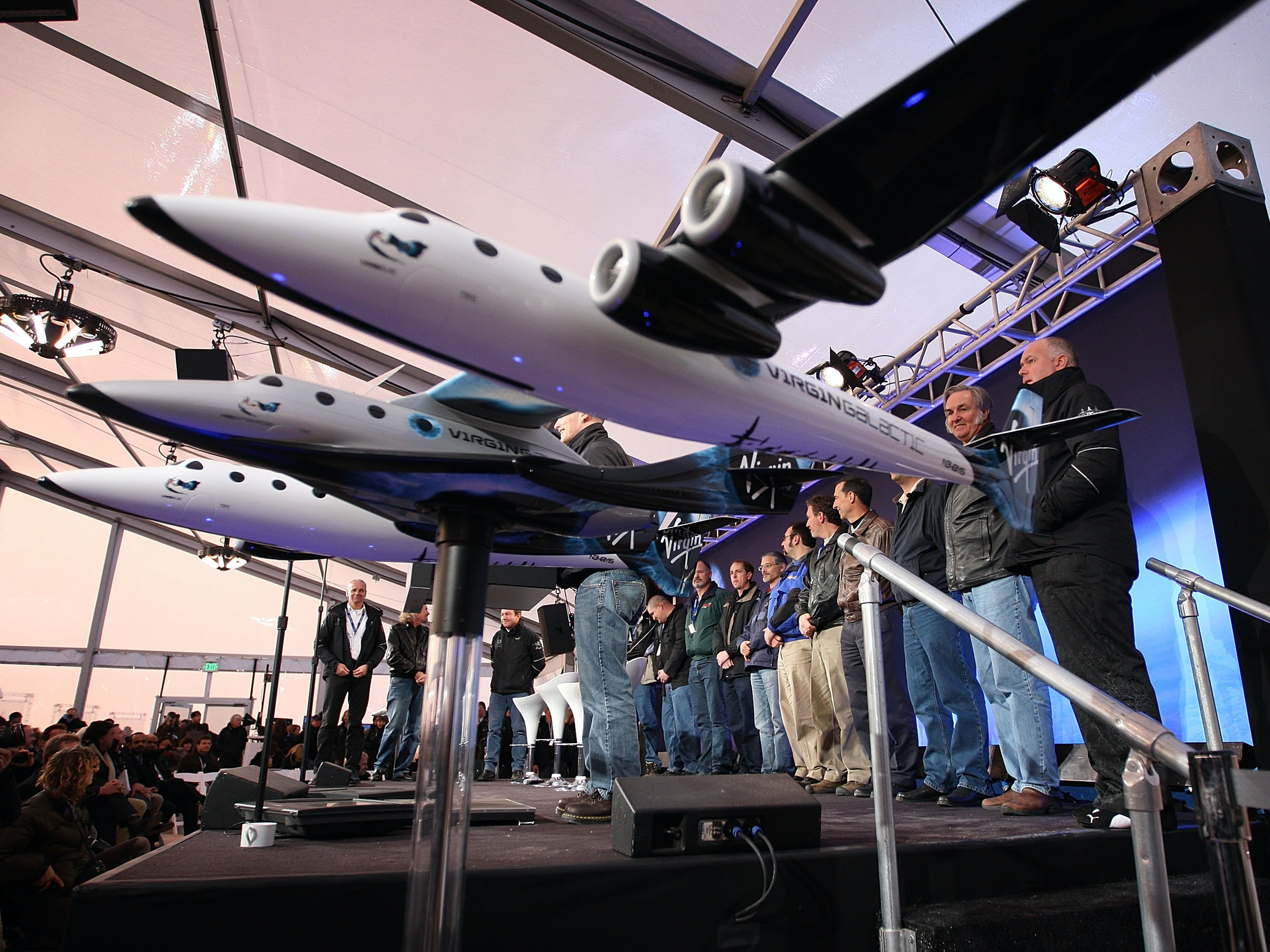 Virgin Galactic to Resume Crewed SpaceShipTwo Tests