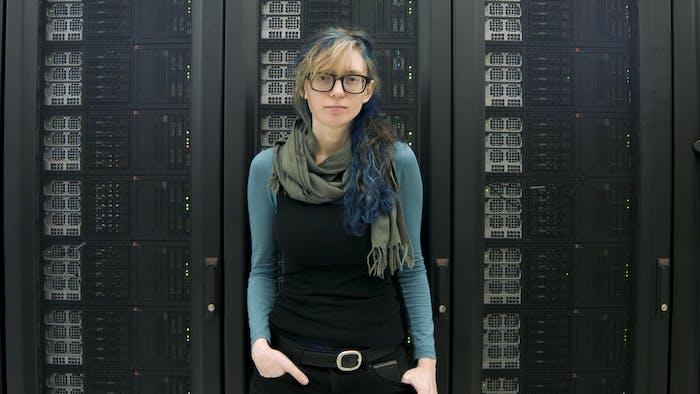 Ingrid Burrington Networks of New York Book author