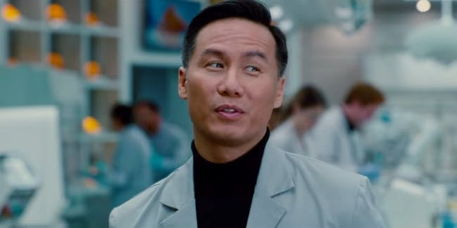 Henry Wu in 'Jurassic World'
