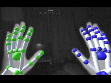 Leap Motion's Orion Explodes the Virtual Reality Experience