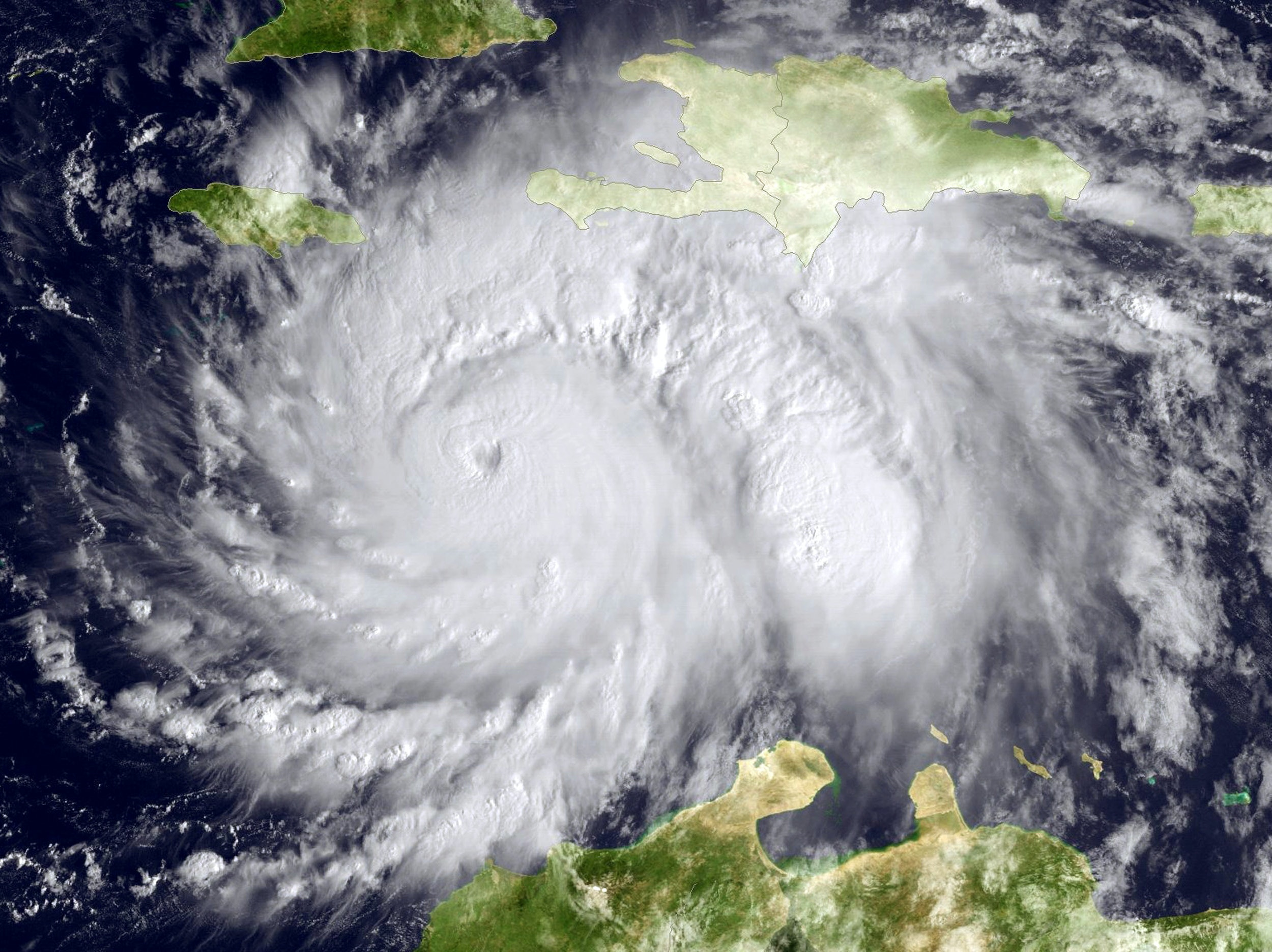 Why Hurricane Hunters Brave Devastating Storms for Science