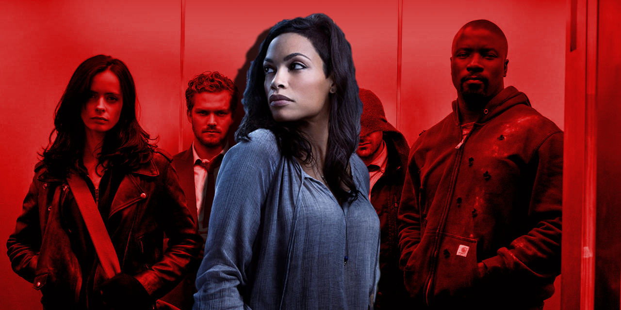 Full Hd Sex Movies Rosario Dawson Will Return To Netflixs Mcu Shows As Claire Temple