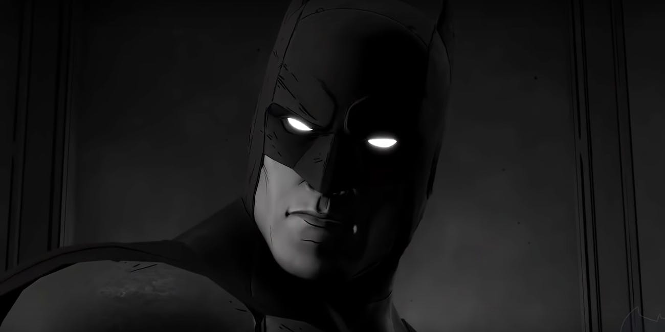 Batman Telltale Shadows Edition