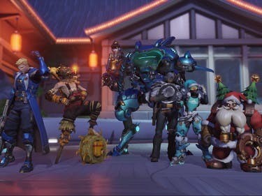 Why Blizzard Changed Its Mind on 'Overwatch' Capture the Flag