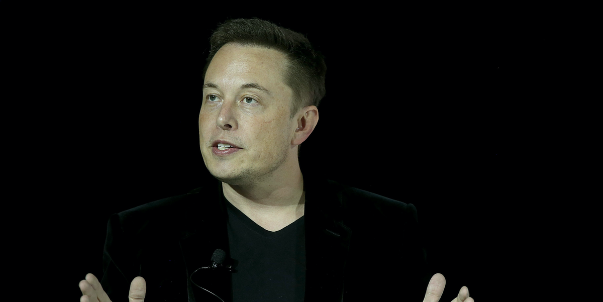 SpaceX CEO Elon Musk Says His Company Could Have a Mars ...