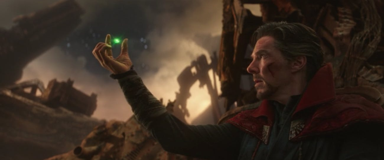 Avengers 4' Spoilers: 'Doctor Who'-AF Time Stone Theory May