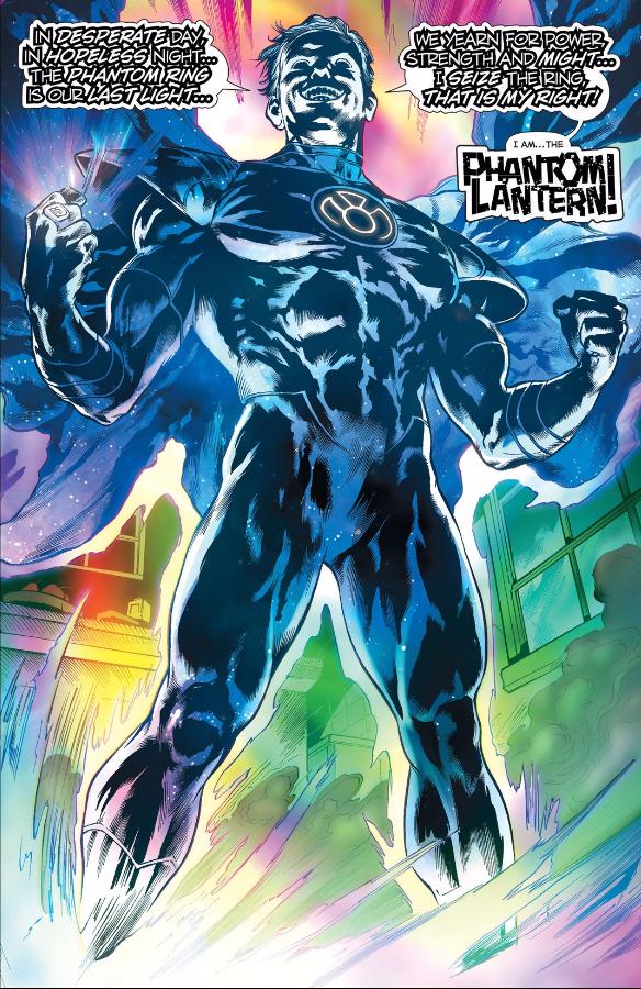 Frank Phantom Lantern