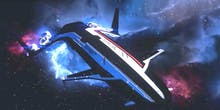 New 'Mass Effect' Starship Is Straight Out of 'Tron'